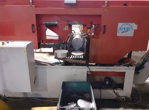 Used BTM 420 A band saw for metal