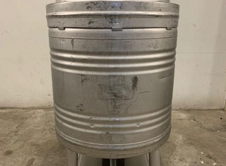 Stainless Steel Container 800 L P00102087