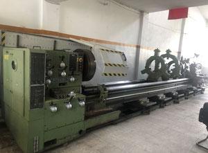 Torno de gran capacidad Poreba 6000 mm