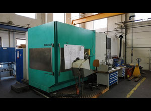 Deckel Maho DMU 125P high speed machining center