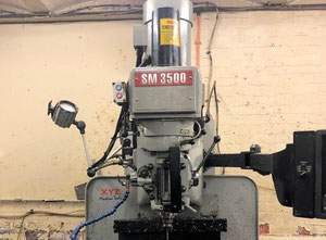 XYZ SMX3500 cnc vertical milling machine