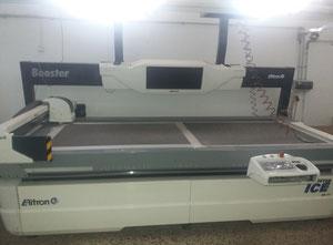 Machine de découpe automatique ITALIENNE Elitron Cam Booster