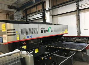 Amada LC 2012C1NT laser cutting machine