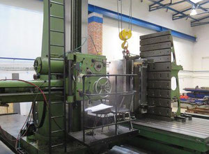 TOS HP 100 Table type boring machine
