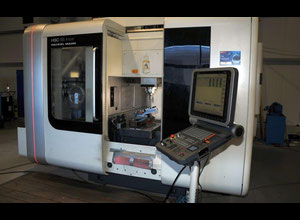 Deckel Maho HSC 55 linear high speed machining center