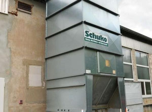 Schuko EcoVar 04 Solo-160-2020/30/150 Dust collector