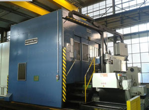 Ravensburg KH 100-M- CNC facing and centering lathe
