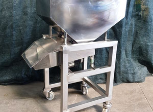Rittal - Vibrating tablet feeder used