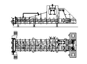 Maszyna do produkcji masła, porcjowania i pakowania Rothenburg Butter Reworker