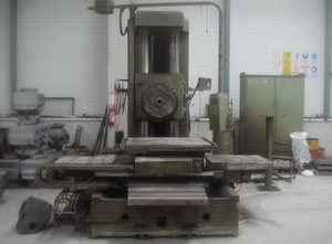 Zemin tipi borverk makinesi Scharmann Borwek 90
