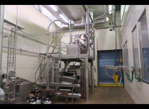 Ligne complete de production de pâtes ou pizza Toresani