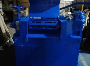 Ugarola ECA-12 Wire straightening and cutting machine