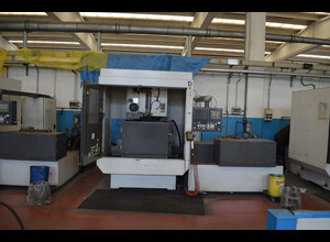 Used FANUC ROBOCUT α-1iA Wire cutting edm machine