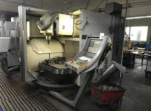 Deckel Maho DMU 60T - 4 Axis Machining Center - Vertical