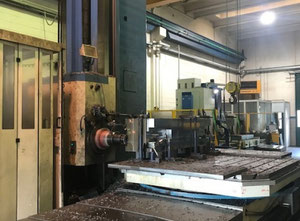 Used TOS WH13 Table type boring machine CNC