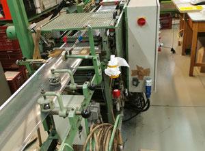 Kiefel KMV 1 Schweißmaschine für Kunststoffhülsen (PP)