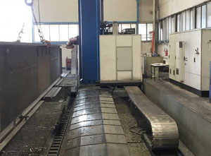Used COLGAR FV 200 Table type boring machine CNC