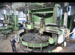 Titan Umaro SC 43 Torno Vertical CNC