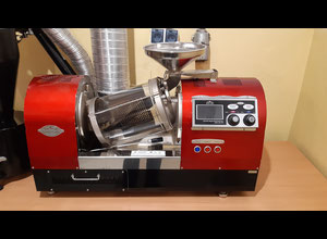 Gene Cafe CBR 1200kg Coffee roaster