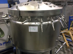 DIESSEL GMBH & CO Bioreactor vertical 1000L Behalter