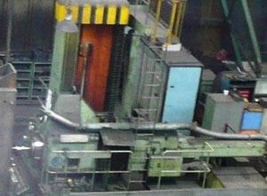 Zemin tipi borverk makinesi -- WD 160 A - x-3150mm