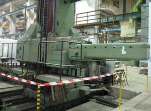 Alesatrice a montante mobile CNC TOS WD 160 CNC