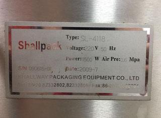 Shallpack SL-4118 P00107065