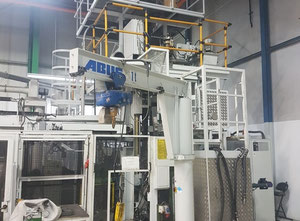 Kautex KB 15 Blowmoulding machine