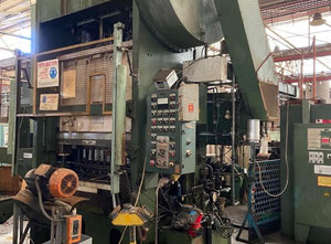 Verson 200-B2-48 Eccentric press