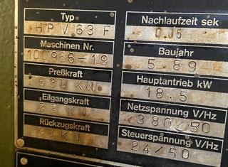 Wanzke HP-V 63F P00108066