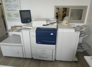 Xerox color 550 P00109003