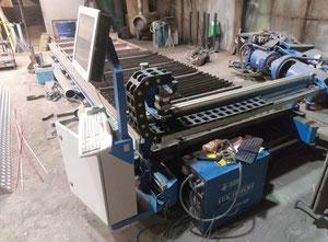 Máquina de corte por plasma / gas LGK 1001 GBT