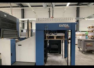KBA Rapida 106-8-SW SIS P00109123