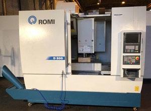 Romi D800 Bearbeitungszentrum Vertikal