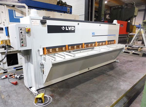 Cisaille guillotine hydraulique LVD HSL 3100 x 6,35 mm CNC