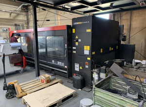 Řezačka - laserový řezací stroj Amada FO M2 3015 - 4 KW