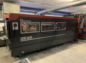 Amada LCG 3015 - 3,5 KW Laserschneidmaschine