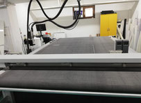 Zund G3 XL-3200 Automated cutting machine