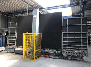 Machine isolante pour verre Lisec AKL-25V