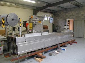 Tvarování termoplastů - Tvarující, plnící a  uzavírací linka Multivac R230 L355