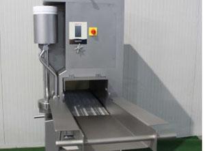 Stroj na vstřikování láku RÜHLE IR 29