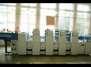 KBA Performa 74-4 P00110130