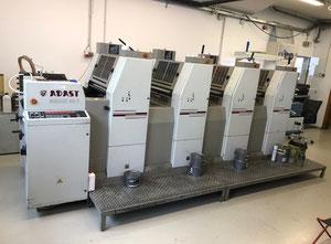 Adast Dominant AD 547 4 Farben Offsetdruckmaschine