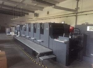 Heidelberg SM 74-4+L 4 Farben Offsetdruckmaschine