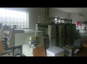 Adast Dominant AD 547 P 4 Farben Offsetdruckmaschine