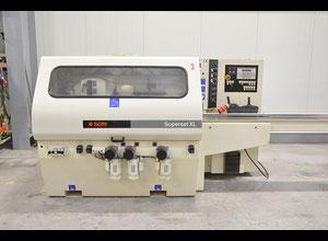 SCM Superset 23 XL Gebrauchte Mehrkopf-Kehlmaschine