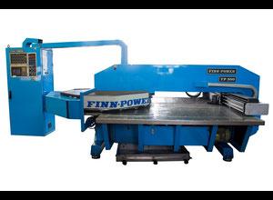 Řezačka - laserový řezací stroj Finn Power TP 300