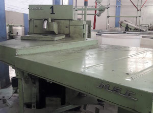 NSC 2000 Spinning - preparation machine