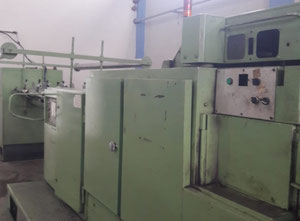 Nsc Schlumberger 2000 Spinning - preparation machine