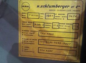 Bobinoir Nsc Schlumberger 1981
